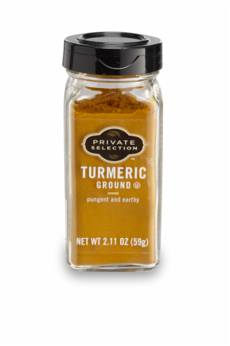 Private Selection™ Ground Turmeric Perspective: front