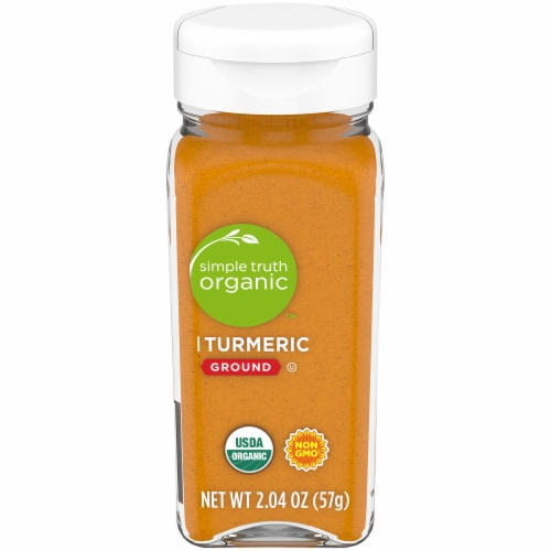 Simple Truth Organic™ Ground Turmeric Perspective: front