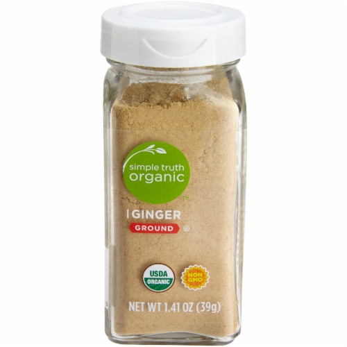 Simple Truth Organic™ Ground Ginger Perspective: front