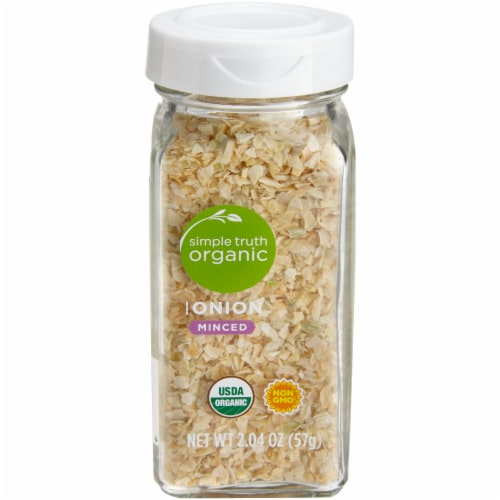 Simple Truth Organic™ Minced Onion Perspective: front