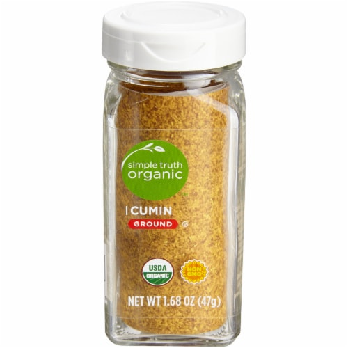 Simple Truth Organic™ Ground Cumin Perspective: front