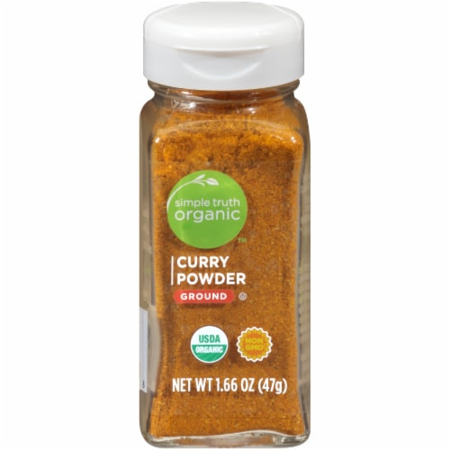 Simple Truth Organic™ Ground Curry Powder Perspective: front
