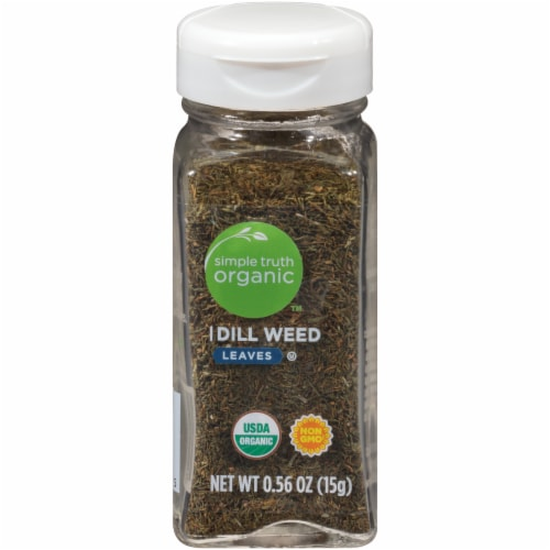 Simple Truth Organic™ Dill Weed Leaves Perspective: front