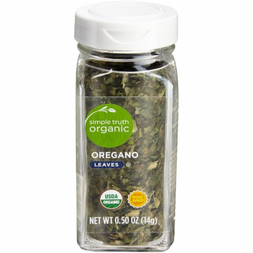 Simple Truth Organic™ Oregano Leaves Perspective: front