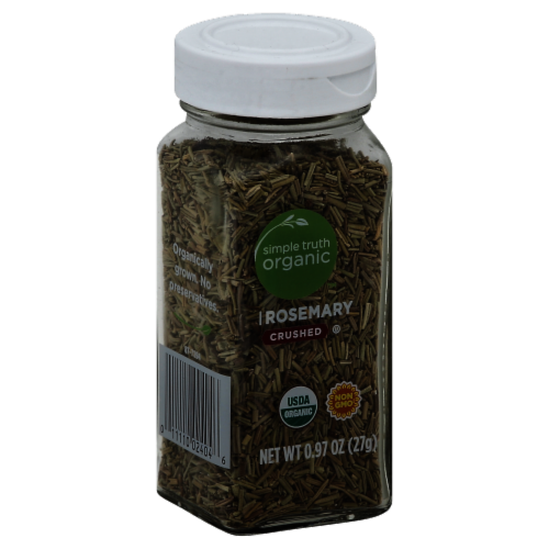 Simple Truth Organic™ Crushed Rosemary Perspective: front