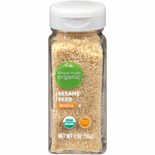 Simple Truth Organic™ Whole Sesame Seed Perspective: front