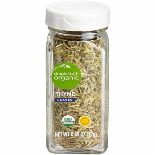 Simple Truth Organic™ Thyme Leaves Perspective: front
