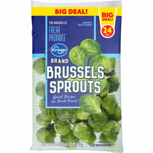 Kroger® Brussels Sprouts Perspective: front
