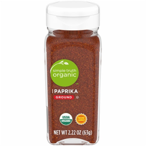 Simple Truth Organic™ Ground Paprika Perspective: front