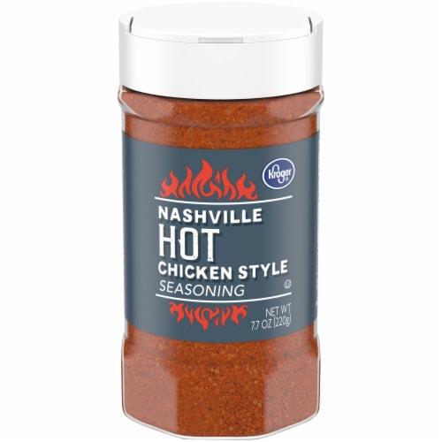 Kroger® Nashville Hot Chicken Style Seasoning Perspective: front
