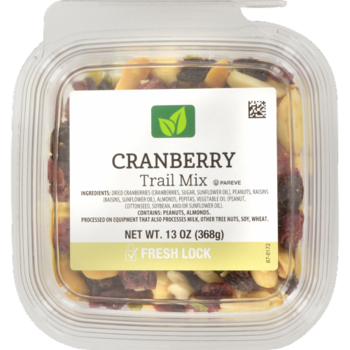 Cranberry Trail Mix Perspective: front