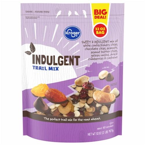Kroger® Indulgent Trail Mix Perspective: front