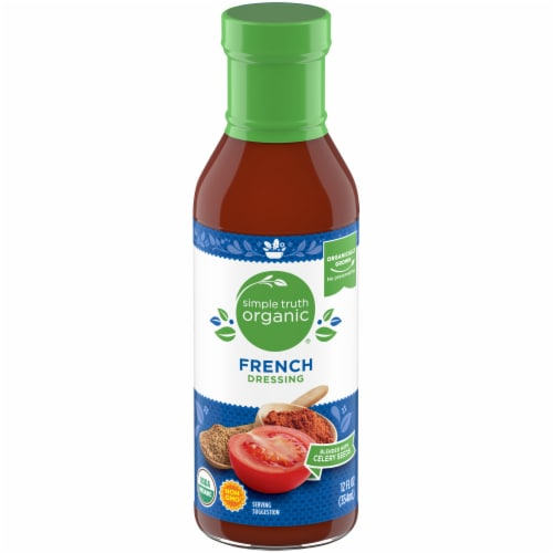 Simple Truth Organic® French Dressing Perspective: front