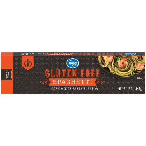 Kroger® Gluten Free Spaghetti Perspective: front