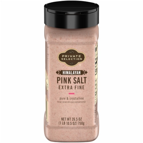 Private Selection® Extra Fine Himalayan Pink Salt Perspective: front