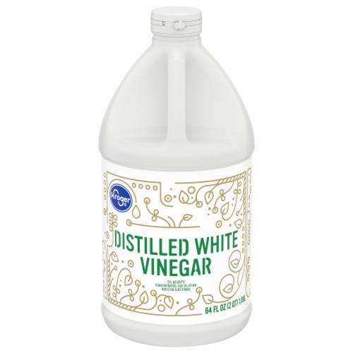 Kroger® Distilled White Vinegar Perspective: front