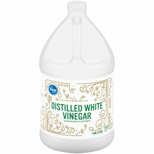 Kroger® Distilled White Vinegar Perspective: front
