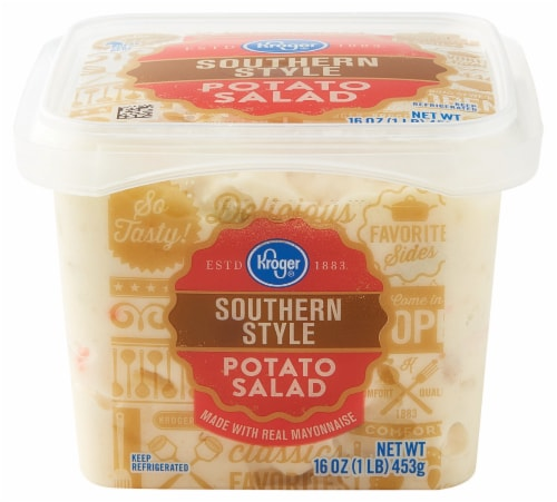 Kroger® Southern Style Potato Salad Perspective: front