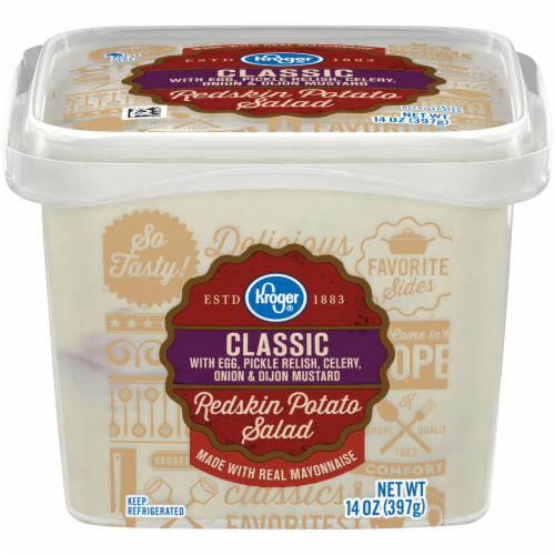 Kroger® Classic Redskin Potato Salad Perspective: front