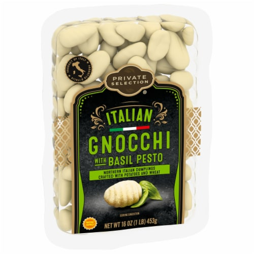 Private Selection® Basil Pesto Gnocchi Perspective: front