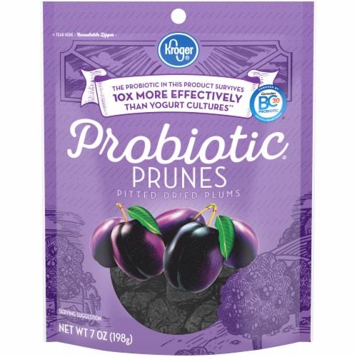Kroger® Probiotic Dried Prunes Perspective: front