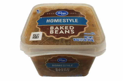 Kroger® Homestyle Baked Beans Perspective: front