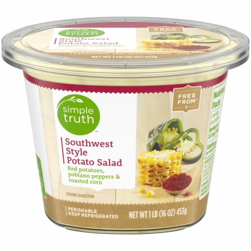 Simple Truth™  Southwest Style Potato Salad Perspective: front