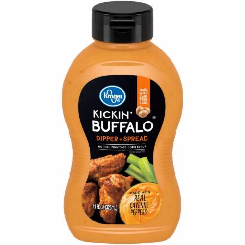 Kroger® Kickin' Buffalo Spread Perspective: front