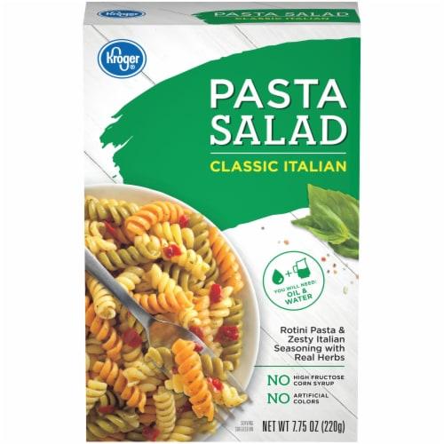 Kroger® Classic Italian Pasta Salad Perspective: front