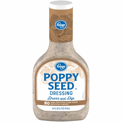 Kroger® Poppy Seed Dressing Perspective: front