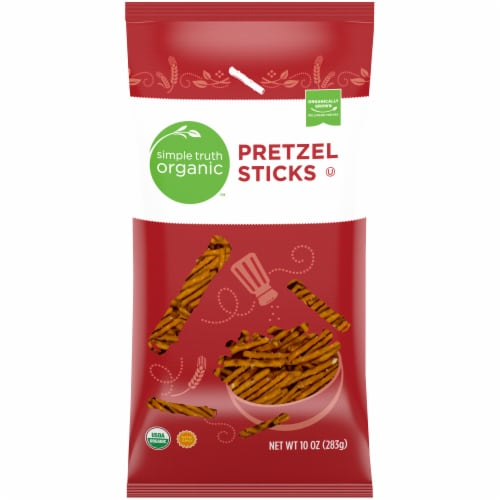 Simple Truth Organic™ Pretzel Sticks Perspective: front