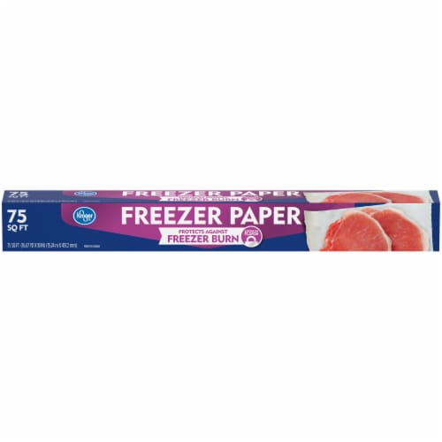 Kroger® Freezer Paper Perspective: front