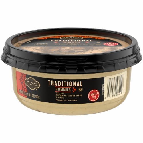 Private Selection™ Original Hummus Perspective: front