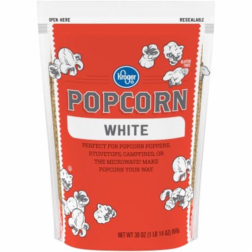 Kroger® White Popcorn Perspective: front