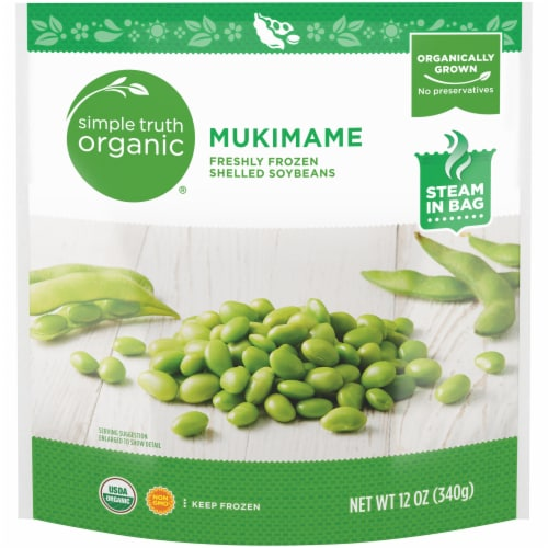 Simple Truth Organic® Shelled Mukimame Pouch Perspective: front