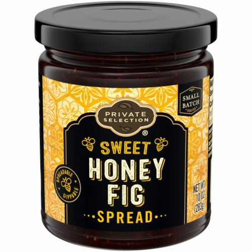 Private Selection® Sweet Honey Fig Spread Perspective: front
