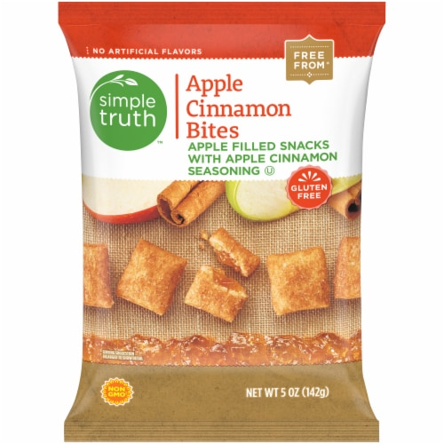 Simple Truth™ Apple Cinnamon Bites Perspective: front