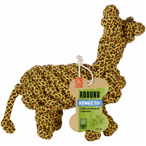 ABOUND™ Rope Dog Toy Perspective: front