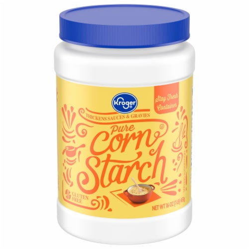 Kroger® Pure Corn Starch Perspective: front