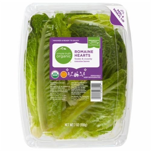 Simple Truth Organic® Romaine Hearts Perspective: front