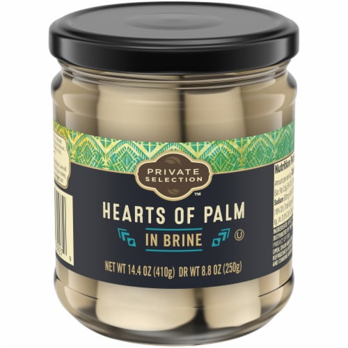Private Selection™ Hearts of Palm in Brine Perspective: front