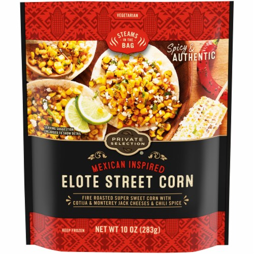 Private Selection™ Mexican Inspired Elote Mexican Corn Perspective: front