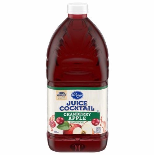 Kroger® Cranberry Apple Juice Cocktail Perspective: front