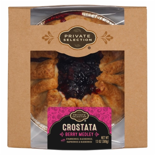 Private Selection® Berry Medley Crostata Perspective: front