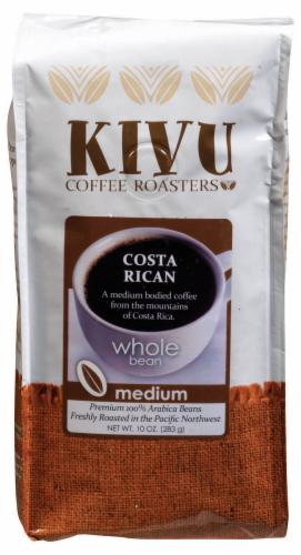Kivu Costa Rican Whole Bean Coffee 10 Oz Fred Meyer