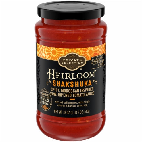 Private Selection® Shakshuka Sauce Perspective: front