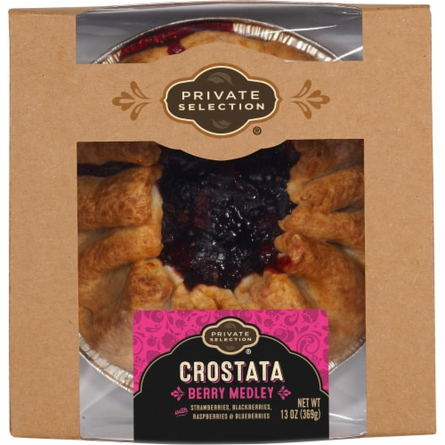 Private Selection™ Berry Medley Crostata Perspective: front