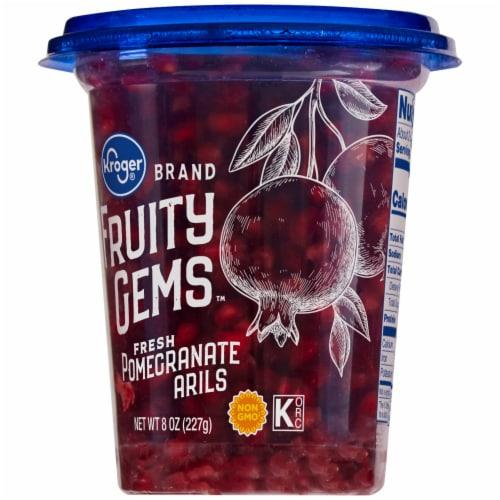 Kroger® Fruity Gems Fresh Pomegranate Arils Perspective: front