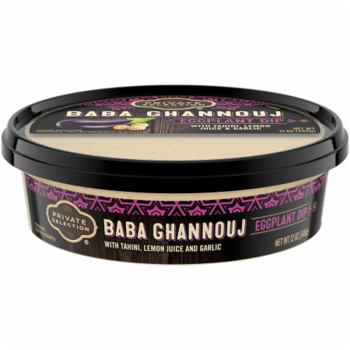 Private Selection® Baba Ghannouj Eggplant Dip Perspective: front