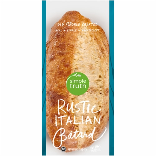 Simple Truth Rustic Italian Batard Perspective: front